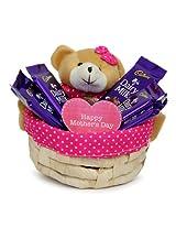 Choco In Teddy Basket