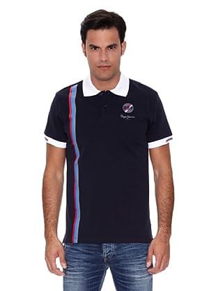 Pepe Jeans London Polo Pick (Azul)