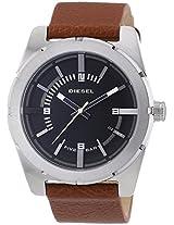 Diesel Analog Black Dial Men's Watch - DZ1631
