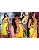Guman Saraswatichandra Bollywood Replica Saree