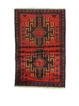 Eden Teppich Beluc mehrfarbig 88 x 135 cm
