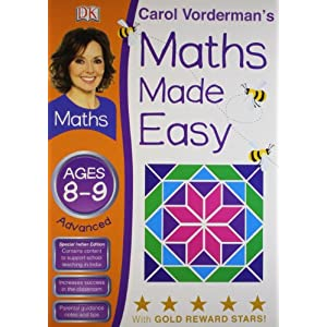 Maths Made Easy (AGES 8-9): Key Stage 2 - Advance
