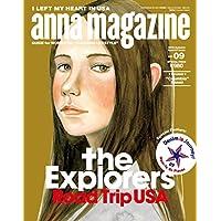 anna magazine 2016年Vol.9 小さい表紙画像