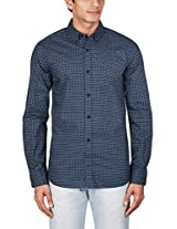 French Connection Men's Casual Shirt