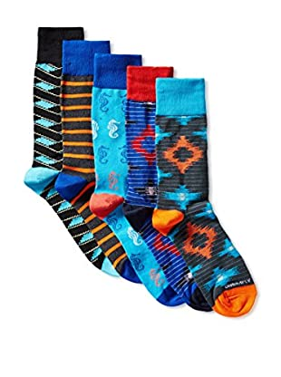 Unsimply Stitched Men's Assorted Combo 5 Pack, Multi, One Size