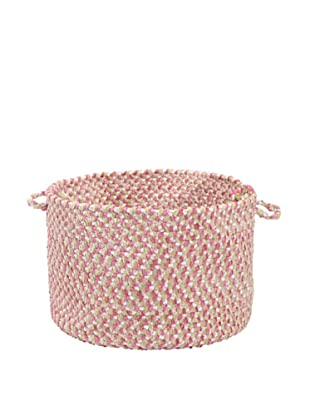 Colonial Mills Blokburst Basket, (Tea Party Pink)
