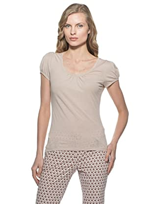 Stefanel T-Shirt (Beige)