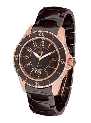 Dogma G7035 - Reloj Señora Movimiento Quarzo Brazalete Porcelana Marrón