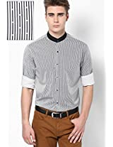 Black Casual Shirt John Players