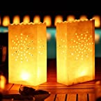 Colourful Candle Light Bags- Pack of 10
