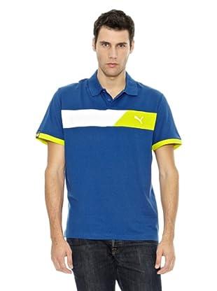 Puma Polo SportsCasual (Azul)