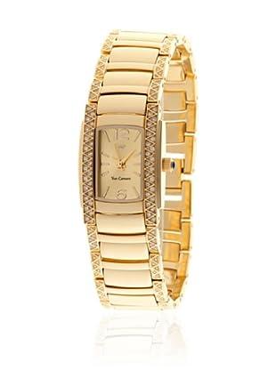 Yves Camani Reloj Juliette Crystal Oro