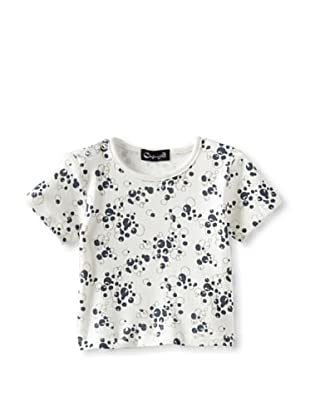 A for Apple Kids Hay T-Shirt (White)