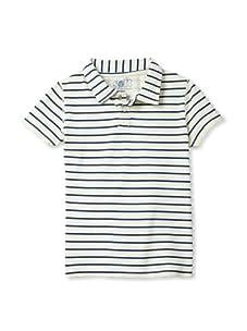 Soft Clothing Kid's Timothy Polo (St Tropez Stripe)