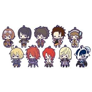「テイルズ オブ」シリーズ ラバーストラップコレクション テイルズ オブ フレンズ vol.3 (キャラクターストラップ) BOX