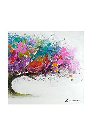 Especial Deco Vertical Gemälde Tree