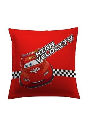 Disney Cojín Cars Velocity (Rojo)