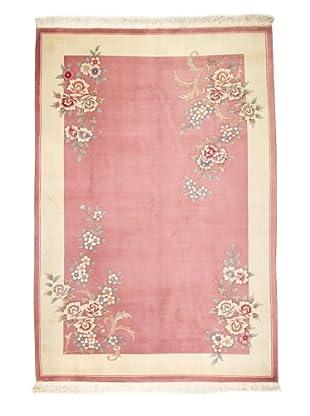 Roubini Chinese Art Deco Rug (Rose Multi)