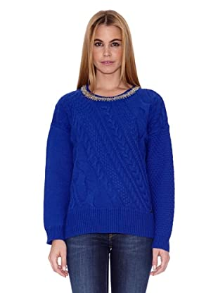 Pepe Jeans London Jersey Limelight (Azul Klein)