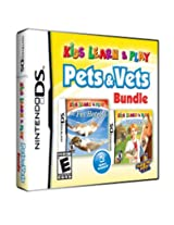 Kids Learn and Play: Pets and Vets Bundle - Nintendo DS