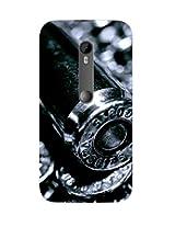 GripIt Bullet Shell Case for Motorola MotoG 3rd Gen