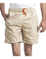 Nu9 Shorts (2027-1) - Large: Beige