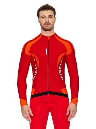 Inverse Maillot Ciclismo Air Pro (Rojo)