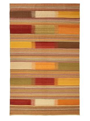 Flatweave Fall, 6' x 9'