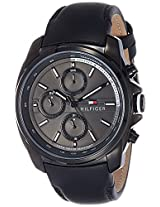 Tommy Hilfiger Chronograph Grey Dial Men's Watch - TH1791078J