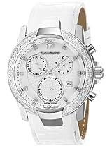 Technomarine Uf6 Chronograph White Unisex Watch 610004