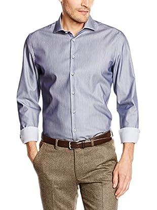 Seidensticker Camisa Vestir Super Slim