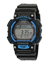 Casio Youth Digital Digital Blue Dial Men's Watch - STL-S100H-2AVDF (D111)
