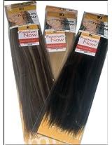 Sensationnel Premium Now 100% Human Hair Yaky Weave 14 Color #1b