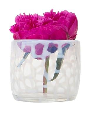 Chive White Spots Vase