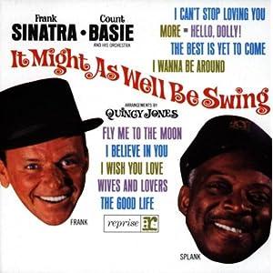 It Might As Well Be Swing/ フランク・シナトラ, カウント・ベイシー | 形式: CD