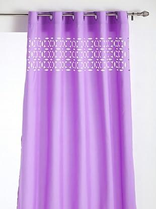 ALBA Cortina de Baño Laser Fabric (lila)