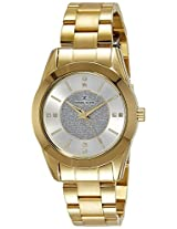 Daniel Klein Analog Gold Dial Men's Watch - DK10859-1