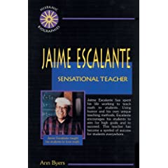 Jaime Escalante: Sensational Teacher (Hispanic Biographies)