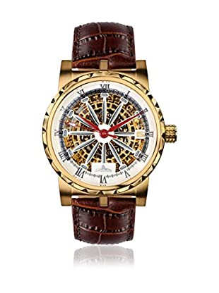 Richtenburg Reloj automático R10400 Arkadius Marrón 42 mm12 mm