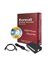 1 line USB Phone Recorder Korecall