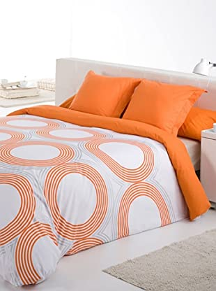 Reig Marti Funda Nórdica Amis (naranja / gris)