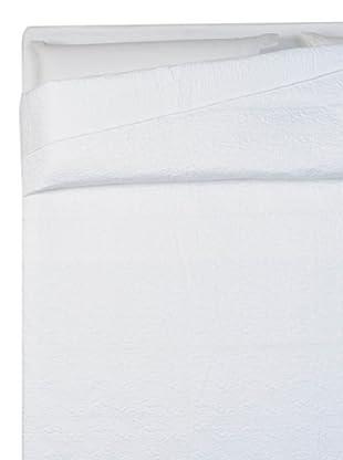 HomeTrends Copriletto Pearl Ricamo (Blanco)