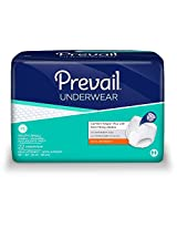 Prevail Disposable Protective Underwear - Small (22 Count)
