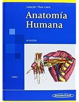 Anatomia humana/ Human Anatomy: 1