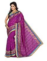 BHAGALPURI SILK Party wear De Marca 151 B Saree
