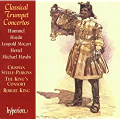 Classical Trumpet Concertos
