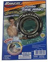 """2 Pack 32"""" Banzai Max Speed Jumbo Tire Ring"""