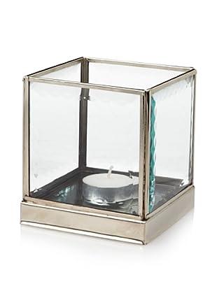Jim Marvin Collection Cut Glass Tea Light Holder, 4.25