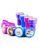 GoodyPlus Disney Frozen Self-Inking Stamps / Stampers Party Favors (10 Counts)
