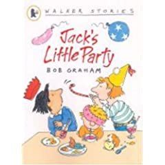 Jack's Little Party (Walker Stories)